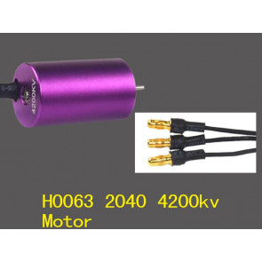 River Hobby 4500kv Brushless Motor 1pc h0063