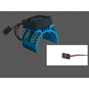 River Hobby Heat Sink With Fan Suit Cobra h0099