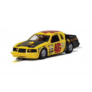 Scalextric 1/32 Ford Thunderbird Yellow And Black no 46 c4088