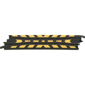 Scalextric Straight Chicane 229mm x 2 g100