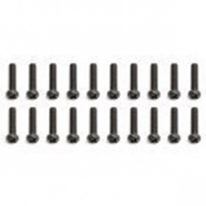 Associated Button Head Phillips Screw M2x9 RC18T (20) 21132