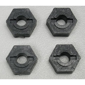 Associated Wheel Hex Adapters TC3 (4) 3950