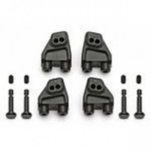 Associated Shock Risers w/Pins RC8T 89316