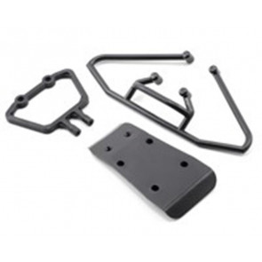 Associated SC10 Front Skid and Bumper 9816