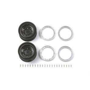 Tamiya Cr-01 Pentagram Wheels 2Pcs (+5 Offset) 54116