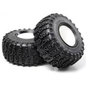 Tamiya Cr-01 Cliff Crawler Tires Tam 54117