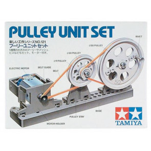 Tamiya Pulley Unit Set Educational Series 70121
