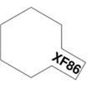 Tamiya Acrylic Mini XF-86 Flat Clear 10ml Bottle 81786