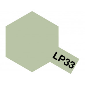 Tamiya Lacquer LP-33 GREY GREEN Paint 10ml 82133