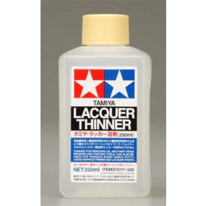 Tamiya Lacquer Thinner 250ml 87077