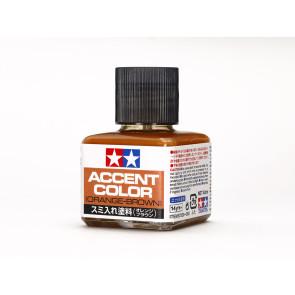 Tamiya Panel Accent Color Orange Brown 40ml 87209