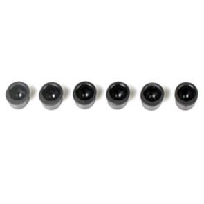 Team Magic Hinge Pin Mount Nylon Ball Cap (6 pcs)E4 503120