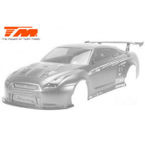 Team Magic 1/10 Body - 1/10 Touring / Drift - 190mm - Clear - R35 503394c