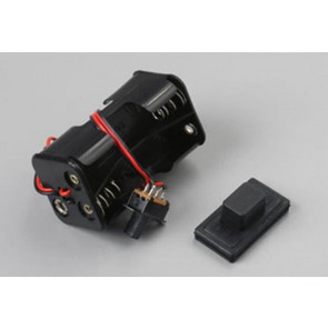 Traxxas Battery Holder/Switch/Cover Villain 1523