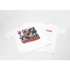 Traxxas Tmaxx.com T-shirt (Kids Medium) 2111