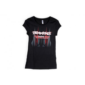 Traxxas JBR Racing Sheer Jersey Knit Tee Small (Ladies) 2155