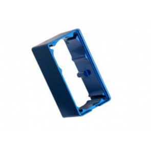 Traxxas Servo Case Aluminum (Middle) (For 2250) Blue 2254