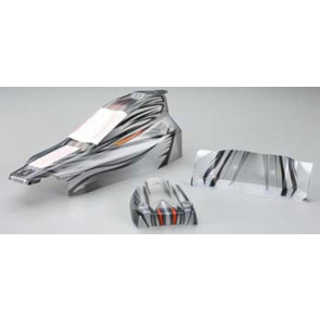 Traxxas Body Bandit VXL ProGraphix Wind & Lights Decals 2415