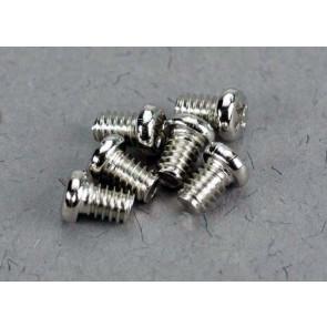 Traxxas Low Speed Spray Bar Screws- 2x4mm 4051