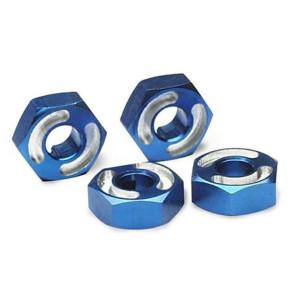 Traxxas Hex Wheel Hub Aluminum T-Maxx (4) 4954x