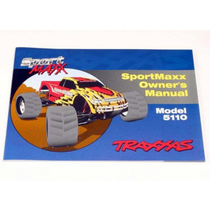 traxxas Sportmaxx Model 5110 Owners Manual 5199