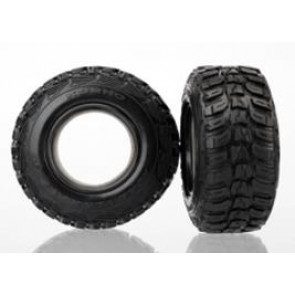 Traxxas Tires Kumho Ultra Soft S1 Short Course (2pc) 6870r