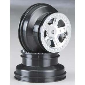 Traxxas Wheel SCT Chrome Dual 7072