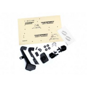 Traxxas TRX-4 Side Mirrors And Snorkel Set w/ Mounting Hardware 8119