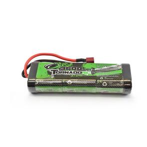 Tornado Rc 3600Mah 7.2v Nimh Stickpack Deans Plug trc-3600d