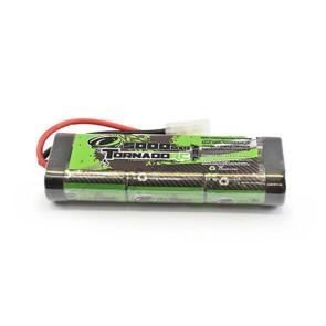 Tornado Rc 5000mah 7.2V Nimh Stickpack Tamiya Plug trc-5000
