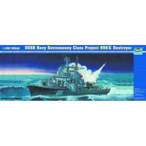 Trumpeter 1/350 Sovremenny Class Destroyer Type 956E 04515