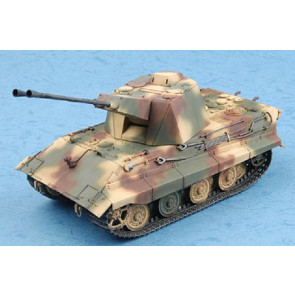 Trumpeter 1/72 German E50 Flakpanzer Tank (New Variant) 07124