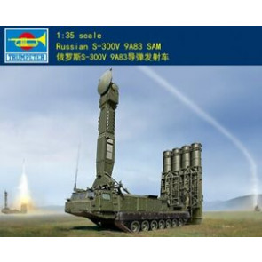 Trumpeter 1/35 Russian S-300V 9A83 SAM Plastic Model Kit 09519