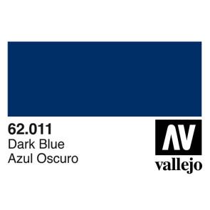 Vallejo 62011 Premium Colour Dark Blue 60 ml Bottle