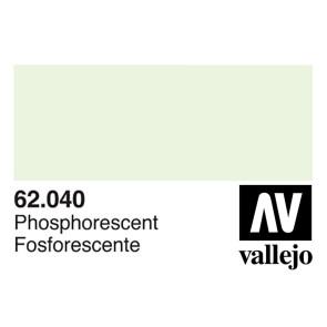 Vallejo 62040 Premium Colour Fluorescent Phosphorescent 60 ml Bottle