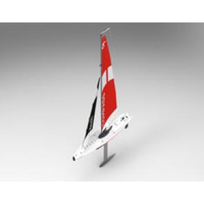 Volantex Compass 2.4G Rtr 650Mm Sailing Boat 791-1
