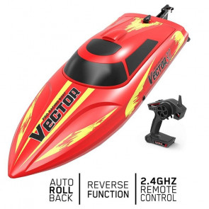 Volantex Vector 30 Rtr Self Righting R/C Boat 28Kmh 795-3