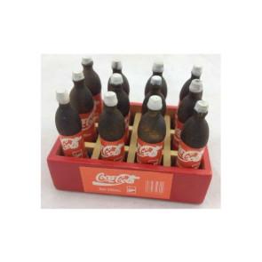 Vision 1/10Th Scale Coke Bottles W/Bottle Rack Kt792065