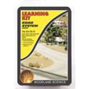 Woodland Scenics Road Building Learning Kit lk952