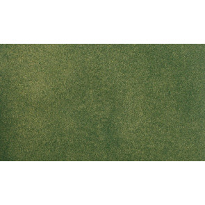 Woodland Scenics Mat Green Grass Project Sheet 12 1/2x14 1/8inch (318x358mm) rg5142