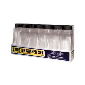 Woodland Scenics Canister Shaker Set (6pc) s199