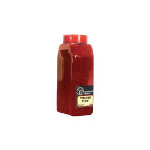 Woodland Scenics Turf Shaker Coarse Fall Red t1355