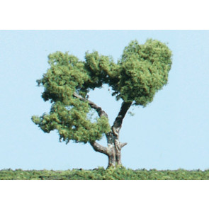 Woodland Scenics Double Forked Trees 8.89Cm (2Pc) Tk18