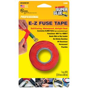 Zap Super Glue E-Z Fuse Tape Red 10 foot (3.05 meter) roll pt15406