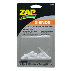 Zap Adhesives Z-Ends Nozzle (10) pt18