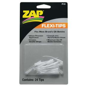 Zap Adhesives Extender Tips (24) pt21