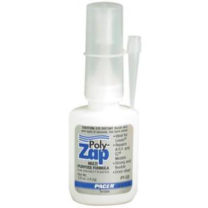 Zap Adhesives Poly Zap 1/2 oz pt22
